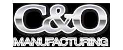 C & O Manufacturing Logo